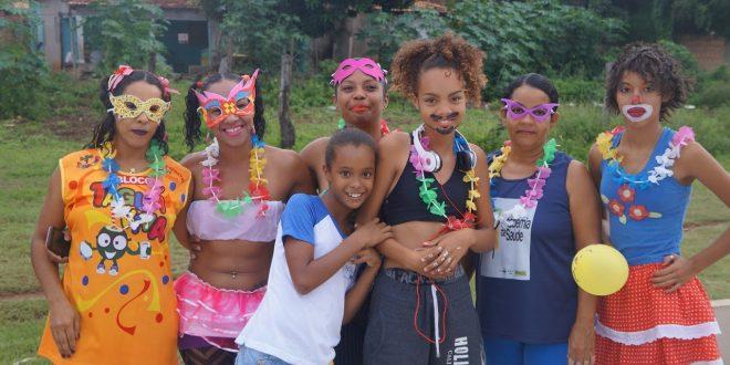 Aula de Aeróbica acaba em festa carnavalesca em Novo Alegre